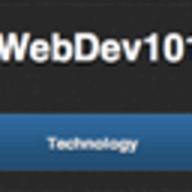 WebDev101 logo