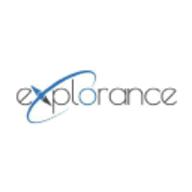 eXplorance Blue Text Analytics logo