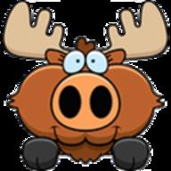 Happy Moose logo