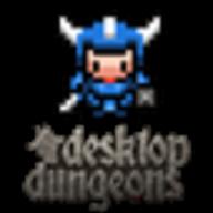 Desktop Dungeons logo