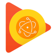 Google Play Music Desktop Player logo