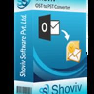 Shoviv OST to PST converter logo