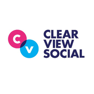 ClearView Social logo