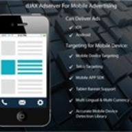 dJAX Mobile Ad Server logo