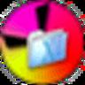 Folder Icon X logo