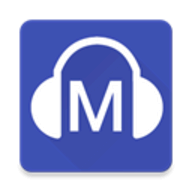 Material Audiobook Player logo