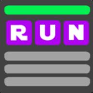 QRun logo