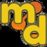 MusicDisruption logo