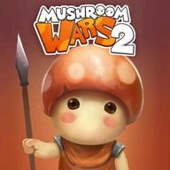 Mushroom Wars logo