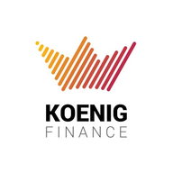 KoenigFinance logo