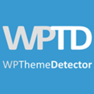 WPThemeDetector logo