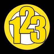 Auction123 logo