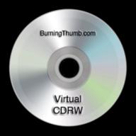 Visual CD logo