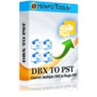 SysInfoTools DBX To PST Converter logo