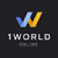 1World Online logo