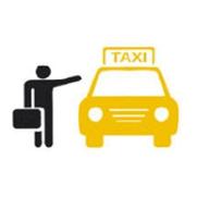 Cube Taxi logo