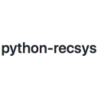 python-recsys logo