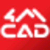 4MCAD IntelliCAD logo