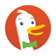 Next Duck Duck Go logo