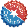 Debate Drinking logo