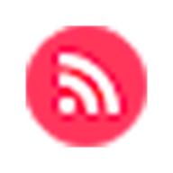 OneFeed Reader logo