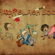Hack Slash Loot logo