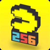 PAC-MAN 256 logo