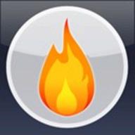Express Burn logo