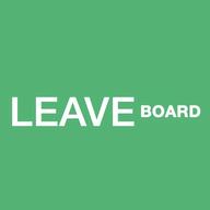 LeaveBoard logo