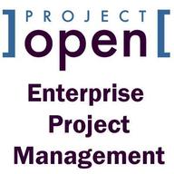 Project Open logo