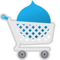Drupal Commerce logo