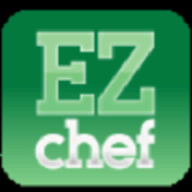 EZchef Software logo