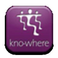 Kno-Where logo