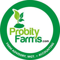 Probity Farms logo