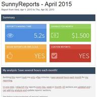Sunnyreports logo