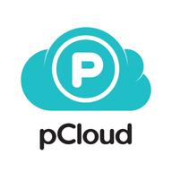 pCloud Transfer logo