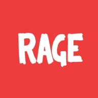 Rage Donate logo