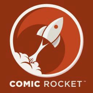Comic Rocket logo