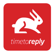 Time To Reply logo