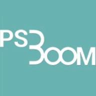 PSDboom logo
