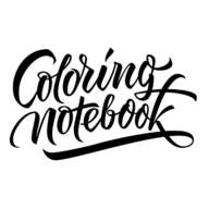 ColoringNotebook logo