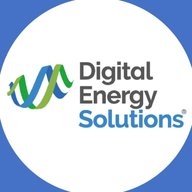 digitalenergy professional logo