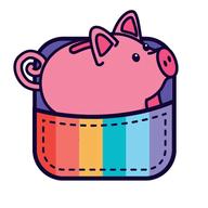 Pride Pocket logo