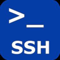 Persistent SSH logo