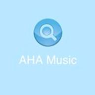 AHA Music logo