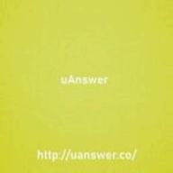 uAnswer logo