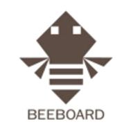 BeeBoard Social Digital Signage logo