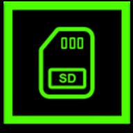 Free Card Data Recovery logo