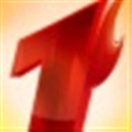1FREEHOSTING logo