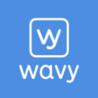 Wavy logo